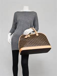 louis vuitton monogram canvas alma voyage mm bag yoogis