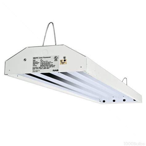 T5 Low Bay Light Fixtures Rab Rb4t5 D Location Fluorescent High Bay 4 L F54t5 Ho 120 208 240 277 Volt