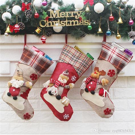 new year 2018 gift baskets 2018 new new year gift santa claus elk snowman