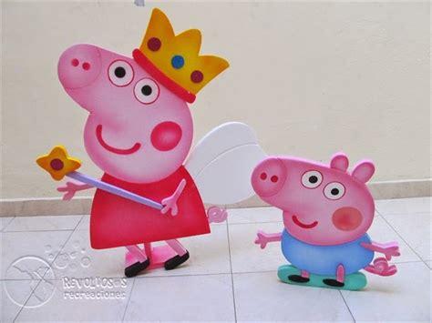 como hacer una pepa pig como hacer una pepa pig de fomi resultado de imagen para souvenirs de peppa pig en goma