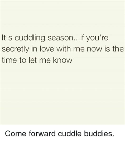 Cuddle Buddy Meme - funny cuddle memes of 2017 on sizzle dont be scared