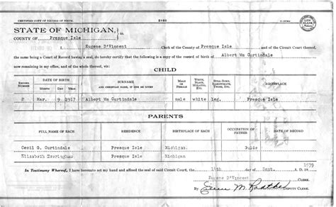 State Of Florida Records Birth Certificates Florida Birth Certificate