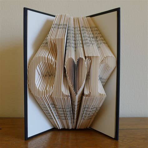 Handmade Gifts Book - personalized gift for boyfriend anniversary paper