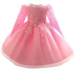 Baby baptism dresses for font b girls b font 1st font b birthday b jpg