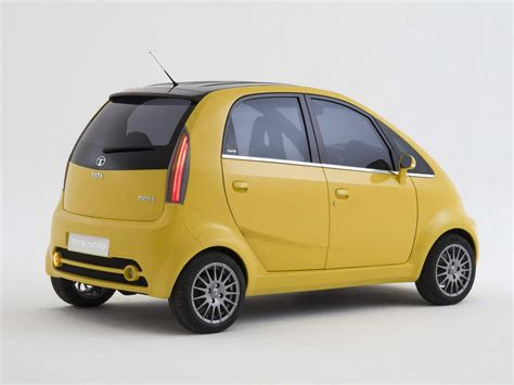 Nano Auto by Tata Nano Car Car Interior Design