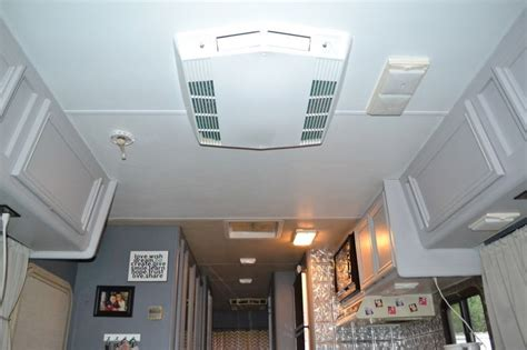 Rv Ceiling Fabric by How To Remove Yellow Ceiling Headliner In Vintage Rv
