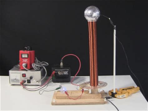 How To Make A Small Tesla Coil Small Spark Gap Tesla Coil