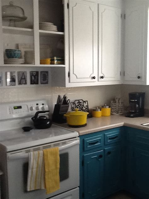 teal and yellow kitchen 17 best images about itchin for a new kitchen on