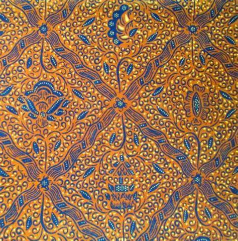 Batik Bunga Cinta 10 rahasia motif batik indonesia dan filosofinya i vamilina