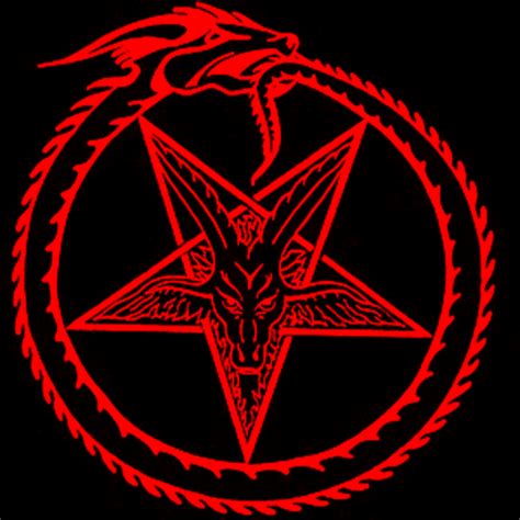imagenes satanicas tumblr pentagram gif find share on giphy