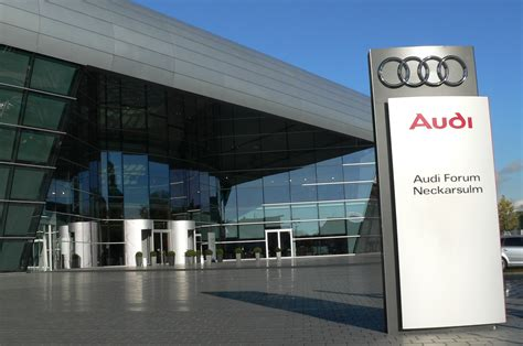 Audi Forum by Datei Neckarsulm Audiforum Mitlogo 061118 Jpg