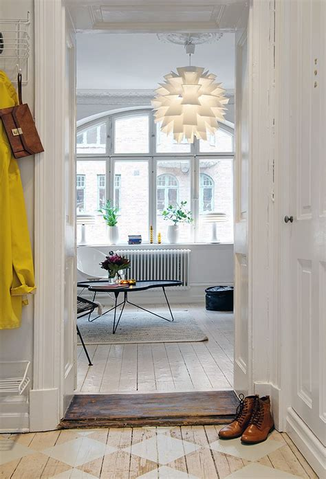 Norm 69 Pendant Light Large White From Normann Norm 69 Pendant Light