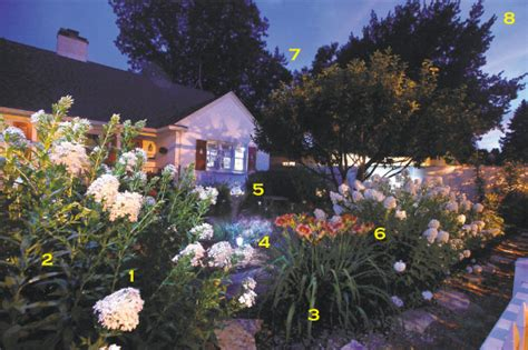 moon gardens are a popular way to relax outdoors at