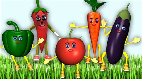vegetables n fruits vegetable rhymes fruits rhymes for children in