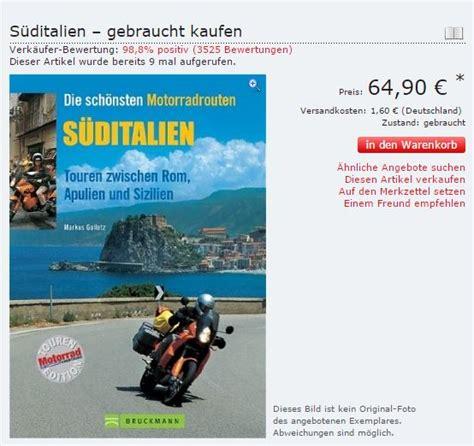 Motorrad Sizilien Buch by Die Sch 246 Nsten Motorradrouten S 252 Ditalien