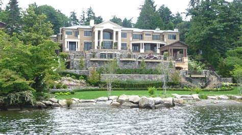 boat auctions seattle seattle mansions mercer island mansion auction