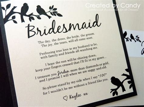 best up letter ask kelsi 17 best ideas about bridesmaid letter on