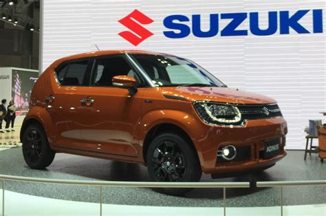 suzuki ignis a small crossover for countries like