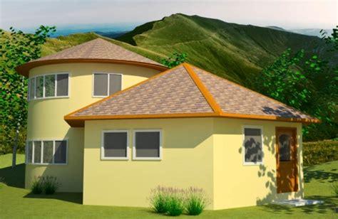 round house designs hexagonal round house plan