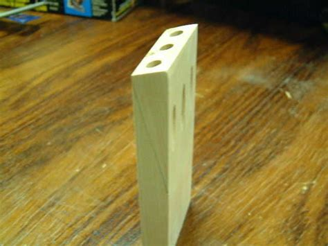pocket holes woodworking pocket jig is nothing but a of hardwood block