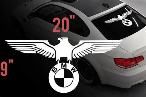 bmw e46 sticker supdec bmw decals