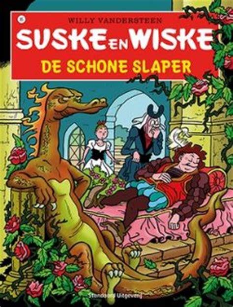 Suske Dan Wiske Setengah Havelaar de schone slaper stripverhaal suske en wiske 85 studio vandersteen bestellen actie