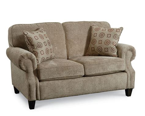 sleeper loveseat sofa ermerson apartment size sleeper sofa