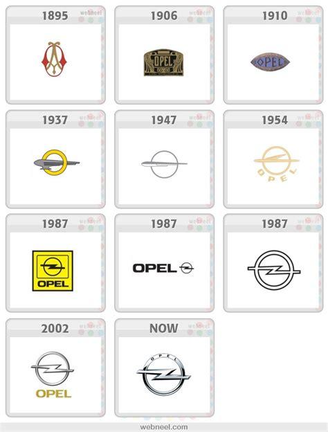 famous company logo evolution graphics templates perfect