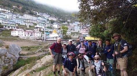 Day 2: Phakding to Namche Bazaar   The Trek to Everest Base Camp
