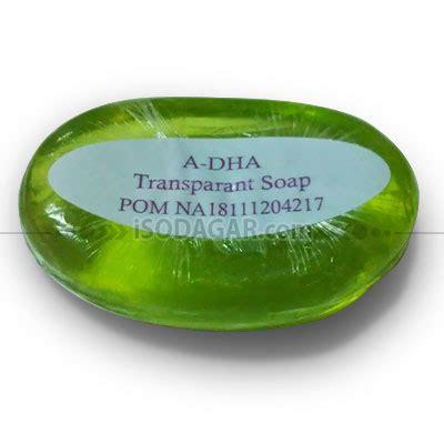 Sabun A Dha sabun a dha transparant soap bpom isodagar