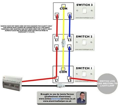 how to wire an outdoor light switch uk efcaviation