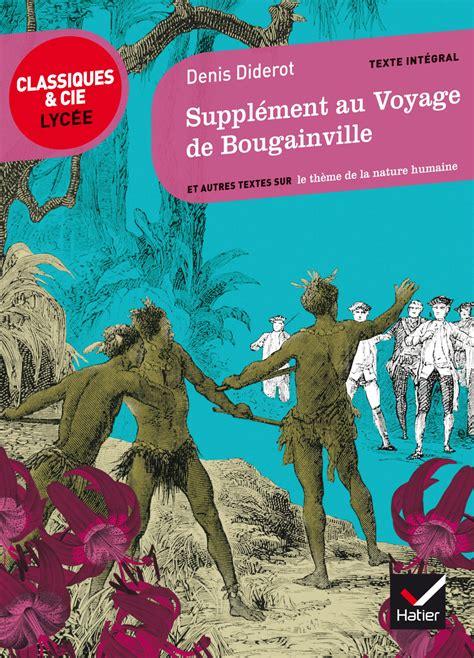 supplement au voyage de bougainville suppl 233 ment au voyage de bougainville denis diderot
