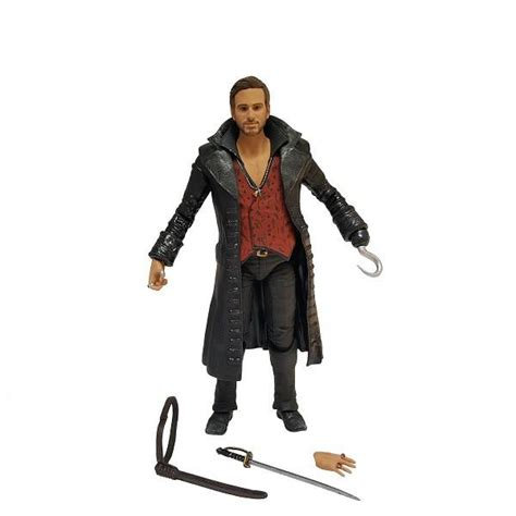 Be Right Back Bookends once upon a time hook 6 quot scale action figure icon heroes