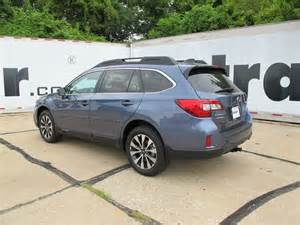 Subaru Outbacks 2017 Subaru Outback Wagon Custom Fit Vehicle Wiring Curt
