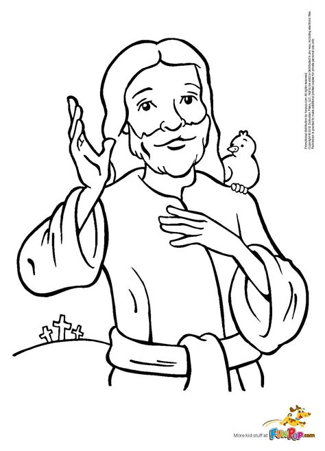 coloring pages jesus return free coloring pages of second coming of
