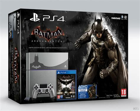 ps4 themes batman batman arkham knight pack ps4 collector