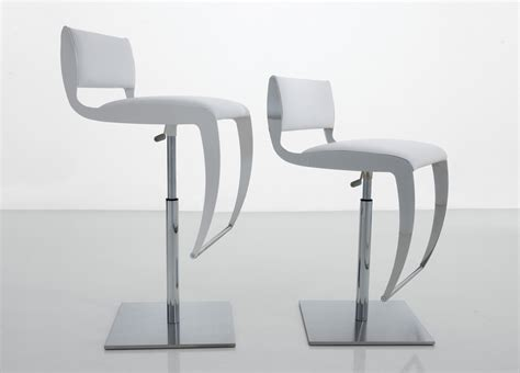 designer bar stool yumi contemporary bar stool contemporary bar stools