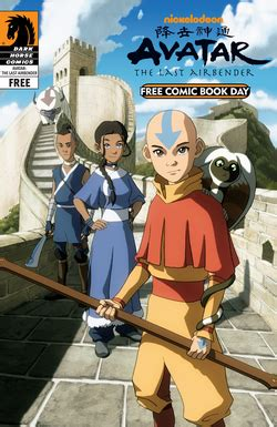 Y The Last Book Four list of avatar the last airbender comics avatar wiki