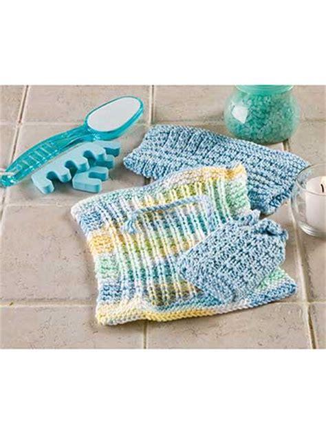 soap sack knitting pattern knitting waffle stitch spa cloth soap sack