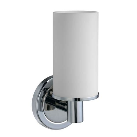 bathroom wall sconces chrome gatco 1680 chrome single sconce bath light from the latitude 178 collection