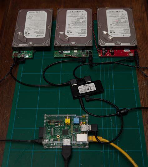 L Server Raspberry Pi by Raid Pi Raspberry Pi As A Raid File Server