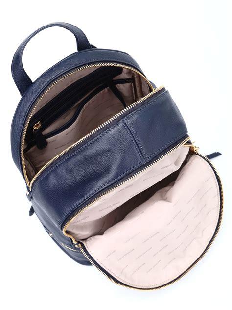 Tas Michael Kors Original Rhea Backpack Size Medium Sign Brown Nwt rhea medium backpack by michael kors backpacks ikrix