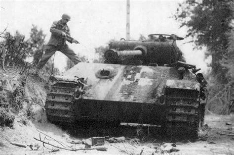 Athifa Coklat komando militer panzerkfwagen v panther