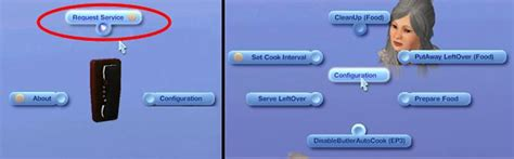 download mod game the sims 3 mod the sims chef service v1 7 4th may 2014