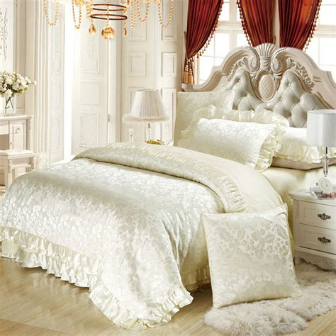 white satin comforter online get cheap white satin sheets aliexpress com