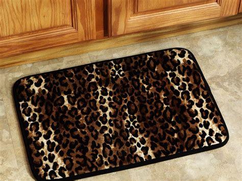 Leopard Kitchen Rug Leopard Print Area Rugs Home Design Ideas