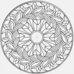 complex coloring pages adults complex mandala coloring pages printable printable