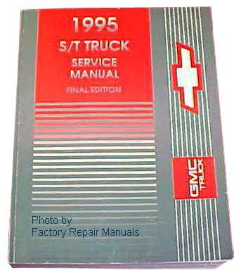 service repair manual free download 1995 gmc jimmy transmission control 1995 chevy s10 truck blazer gmc s15 sonoma jimmy shop service manual factory repair manuals