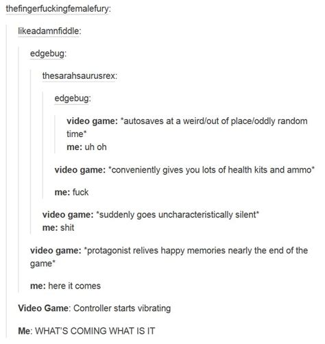 5 Hilarious Posts To Blogstalk by 12 Hilarious Posts Only Gamers Will Get Dorkly Post
