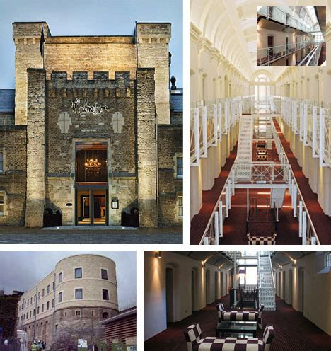 theme hotel oxford prison themed hospitalities prison photography